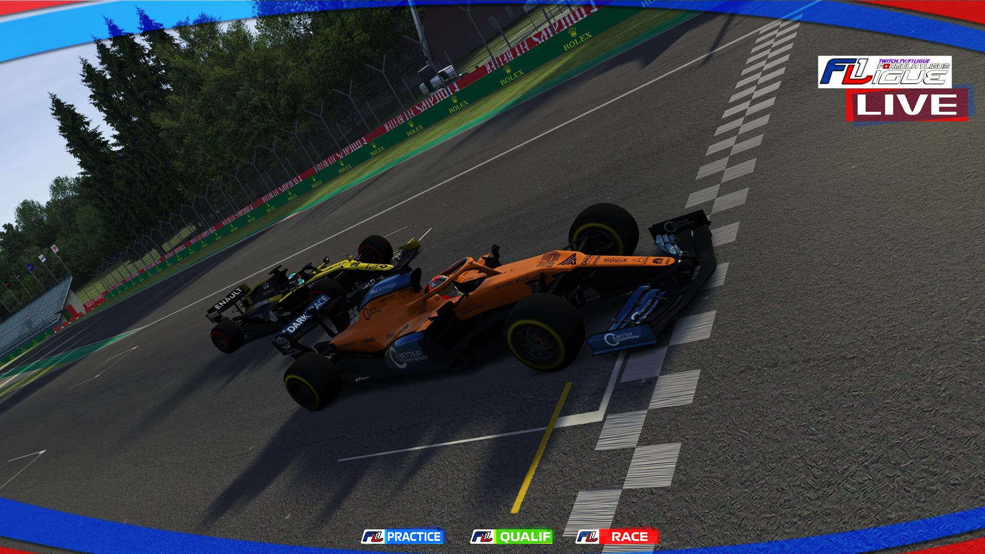 F1 2020 – SAISON TERMINEE